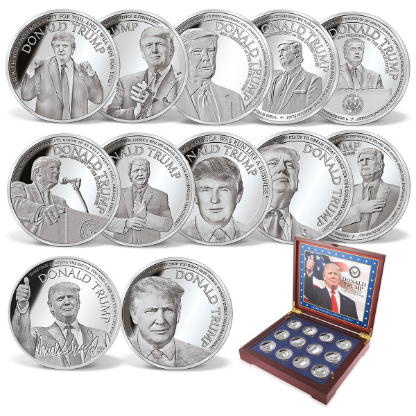 Complete Speeches of Donald Trump Coin Set US_9442231_1