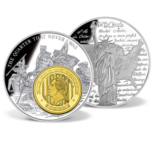 The Quarter That Never Was Commemorative Inlay Coin US_2570416_1