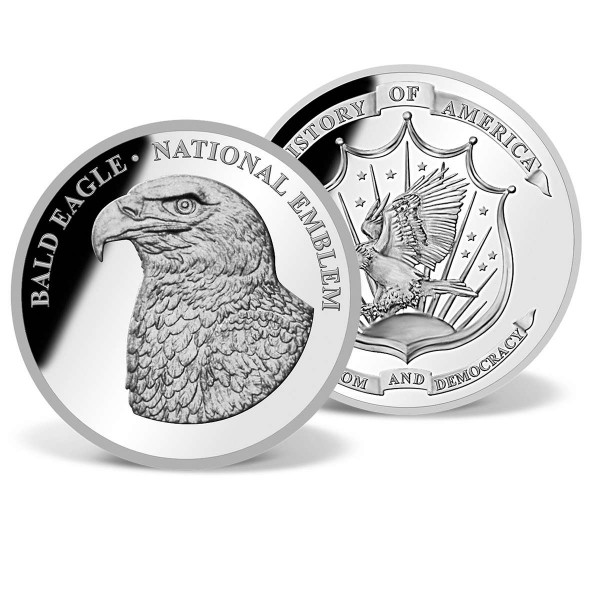 Bald Eagle Commemorative Coin US_8201111_1