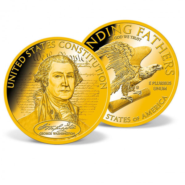 Colossal George Washington Commemorative Coin US_9171831_1