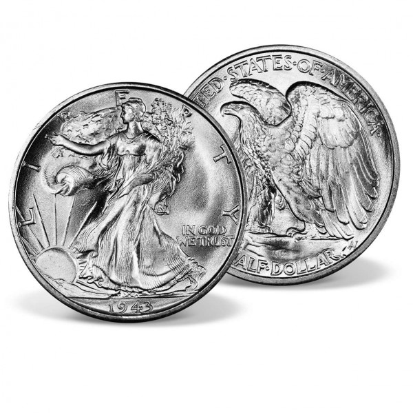 1943 Walking Liberty Half Dollar US_2719536_1