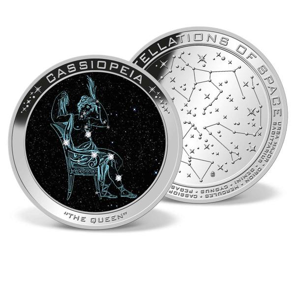 Cassiopeia Colossal Concave Commemorative Coin US_1702153_1