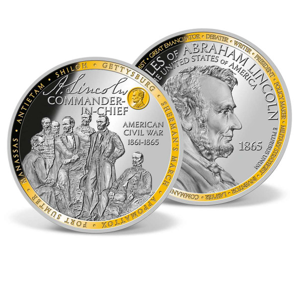 Commander-in-Chief Commemorative Coin US_9171651_1