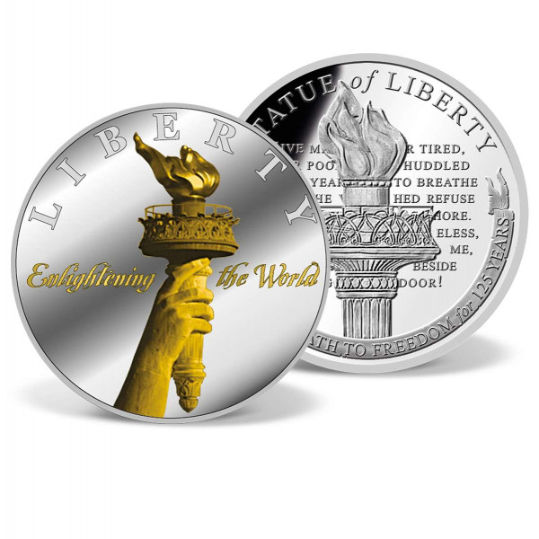 Liberty Enlightening the World Commemorative Coin US_9172514_1