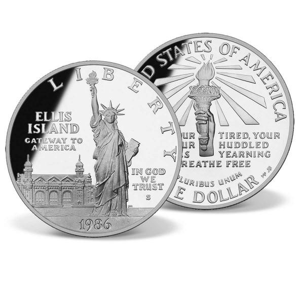 1986 Statue of Liberty Silver Half Dollar US_2715159_1