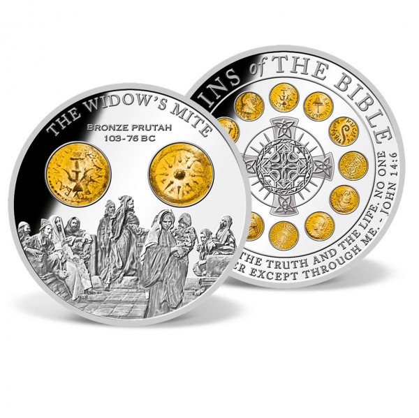 The Widow´s Mite Inlay Coin US_9171300_1