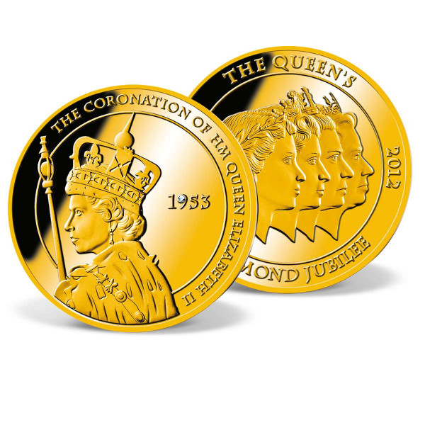 The Royal Coronation Commemorative Coin US_9172612_1