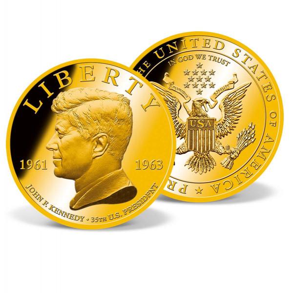 John F. Kennedy Commemorative Coin US_1701961_1