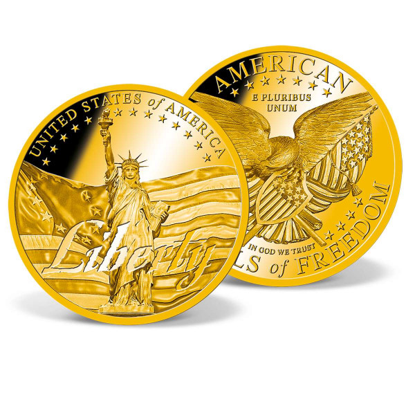 Liberty - Symbols of Freedom Commemorative Coin US_1711901_1