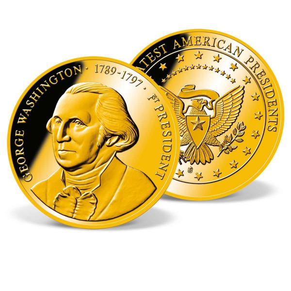 George Washington Commemorative Coin US_1711515_1