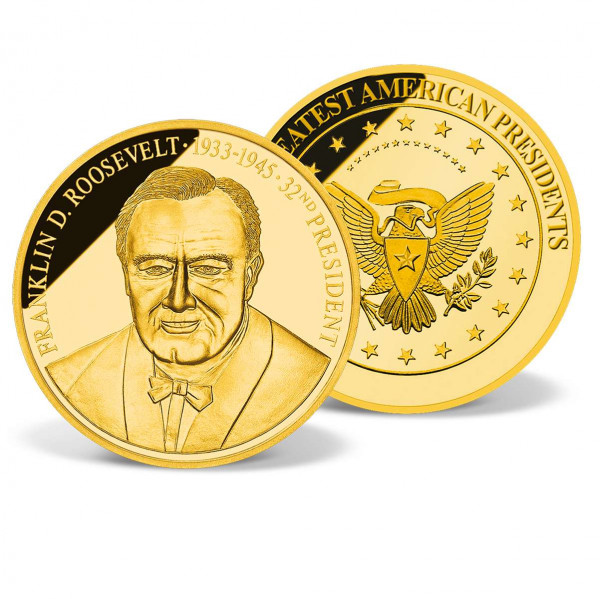 Franklin D. Roosevelt Commemorative Coin US_1711523_1