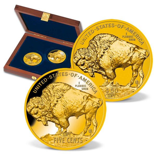 American Buffalo 100th Anniversary Replica Set US_9175514_1