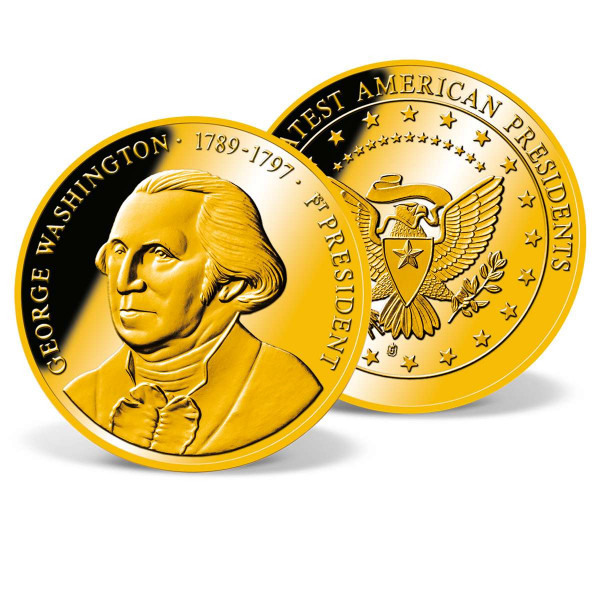 George Washington Commemorative Coin US_1711515_1