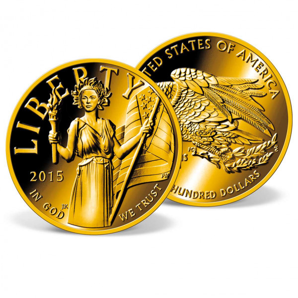 2015 High-Relief American Gold Liberty Proof US_1734100_1