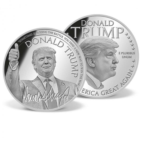 Donald Trump - Make America Great Again Commemorative Coin US_9442201_1