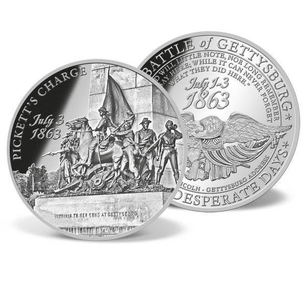 Pickett's Charge Commemorative Coin US_9045039_1