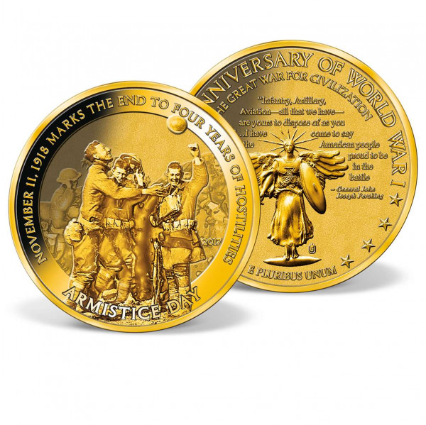 Armistice Day Colossal Commemorative Coin US_1701822_1
