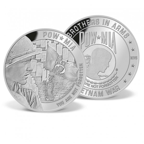 POW-MIA Commemorative Coin US_1701931_1