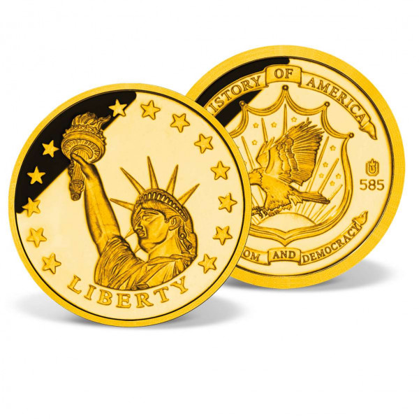 Statue of Liberty Commemorative Gold Coin US_8201282_1