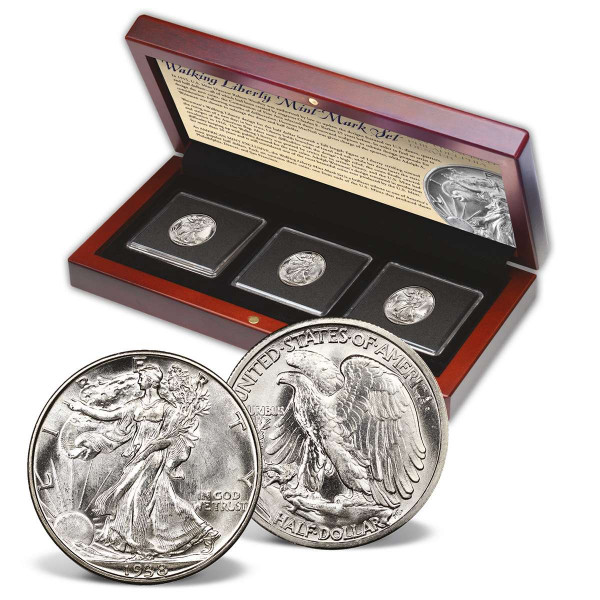 Walking Liberty Mint Mark Set US_2719660_1