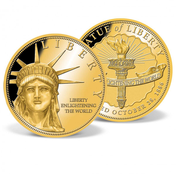 Liberty Enlightening the World Commemorative Coin US_9172498_1