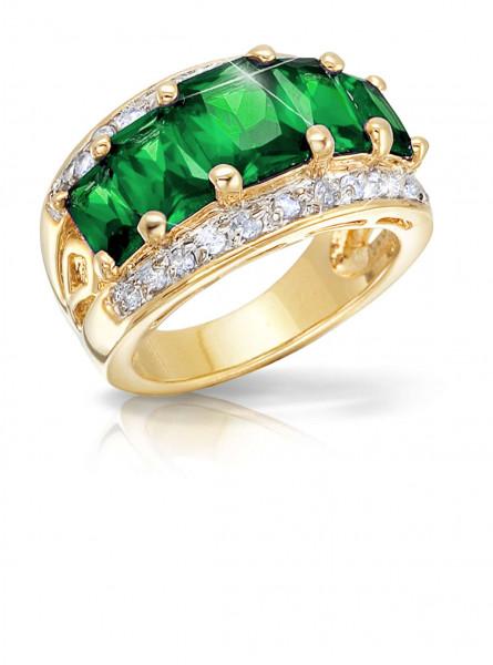 Emerald Green Allure Ring US_3007242_1