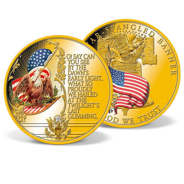 Colossal Star-Spangled Banner Commemorative Coin US_9174601_1