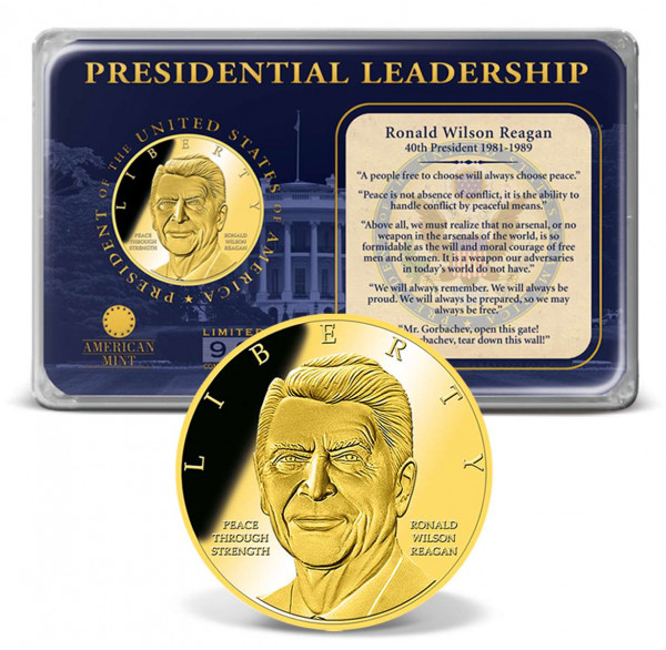 Ronald Reagan Coin Tribute US_9173067_1