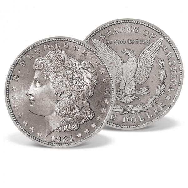 1921 Morgan Silver Dollar US_2719642_1