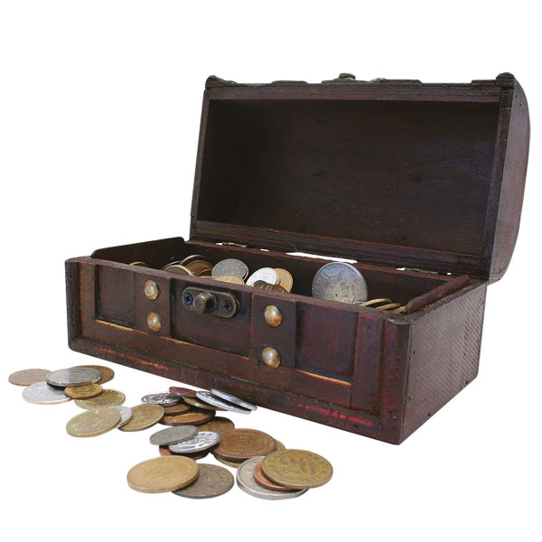 Treasure Chest of Historic World Coins US_2520015_1