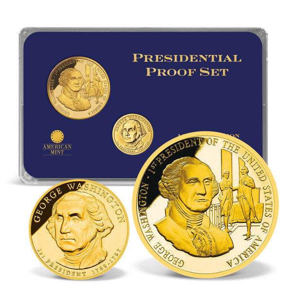 George Washington Presidential Coin Tribute US_1705000_1