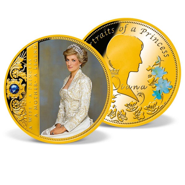 Colossal Diana - A Princess Commemorative Coin US_1950661_1