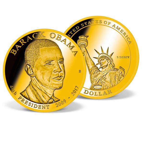 Barack Obama Presidential Dollar Trial US_9170464_1