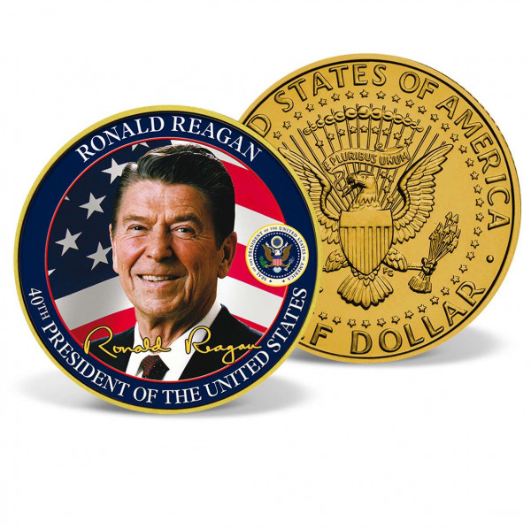 Ronald Reagan Commemorative Half Dollar US_2531330_1
