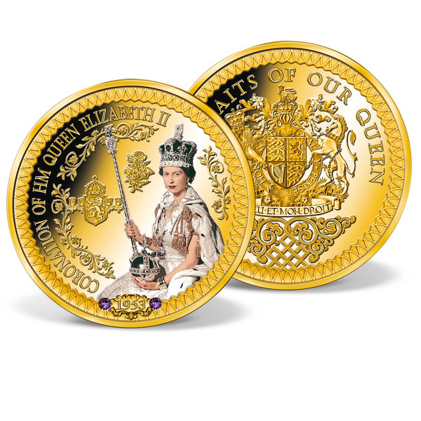 1953 Coronation Commemorative Coin US_1951301_1