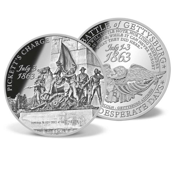 Battle of Gettysburg - Pickett's Charge US_9045032_1