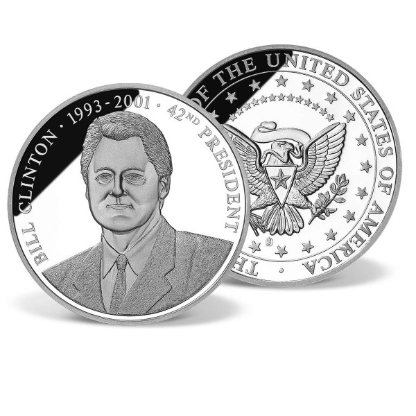 William J. Clinton Commemorative Coin US_1701399_1