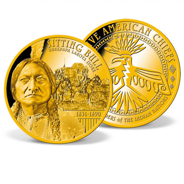 Sitting Bull Commemorative Coin US_9172760_1