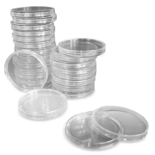 "1.3"" Coin Capsules - 24 pieces US_2601623_2"