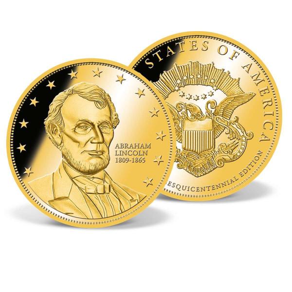 Abraham Lincoln Commemorative Coin US_9170680_1