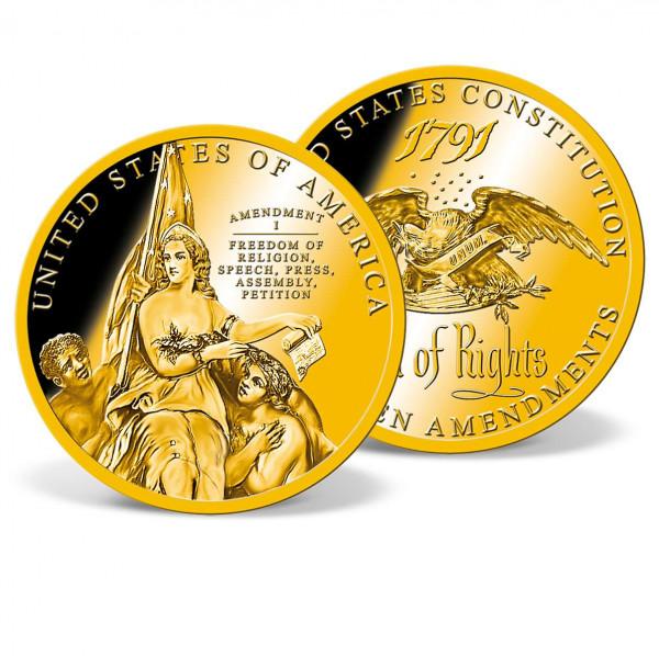 First Amendment Commemorative Coin US_8220060_1
