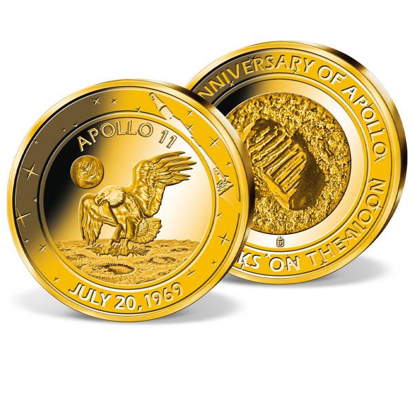 Apollo 11 50th Anniversary Commemorative Coin Archival Edition US_1702315_1