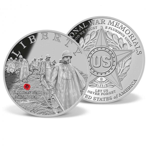 Korean War Memorial Commemorative Coin US_1701851_1