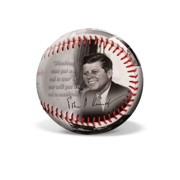 U.S. Presidents - John F. Kennedy Commemorative Baseball US_4800026_1