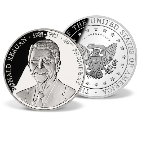 Ronald Reagan Commemorative Coin US_1701529_1