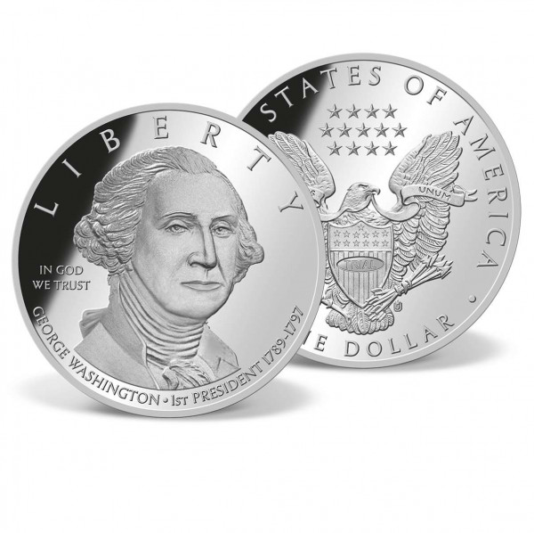 George Washington Silver Dollar Trial US_9170101_1