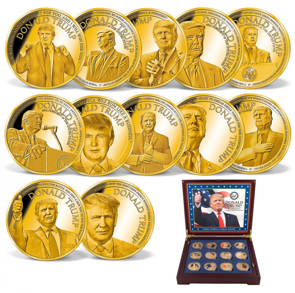Speeches of Donald Trump Complete Coin Set US_9442168_1