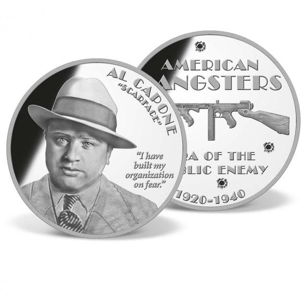 """Al Capone """"Scarface"""" Commemorative Coin US_9175250_1"""