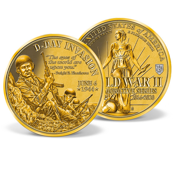 D-Day Invasion Reverse Proof US_1953654_1