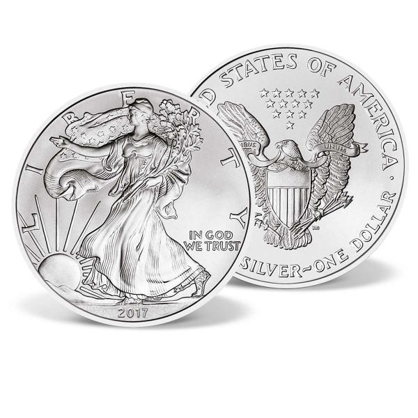 2017 Silver Eagle Bullion Coin US_2717030_1